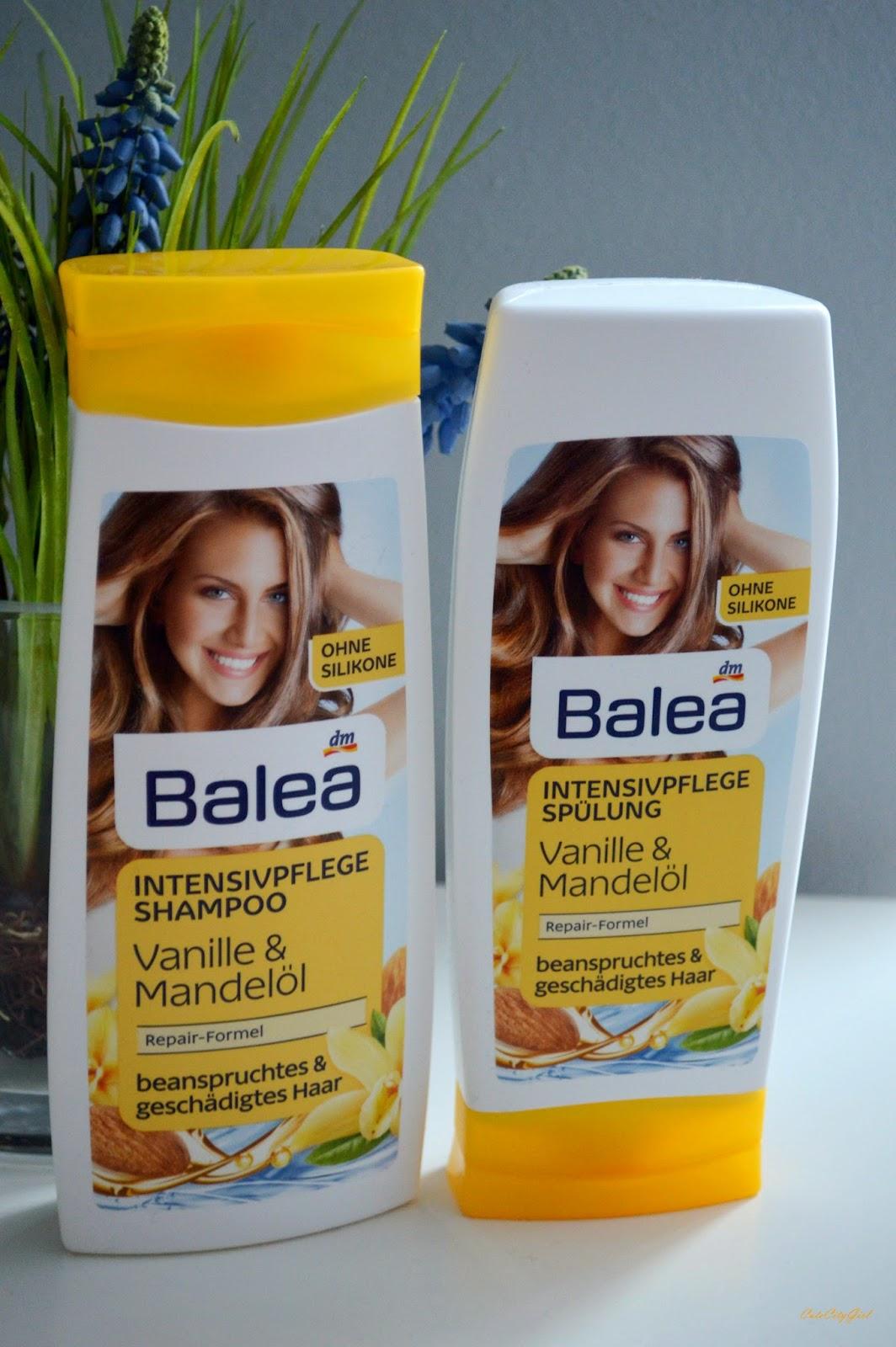 bộ gội xả BALEA  cho tóc hư tổn