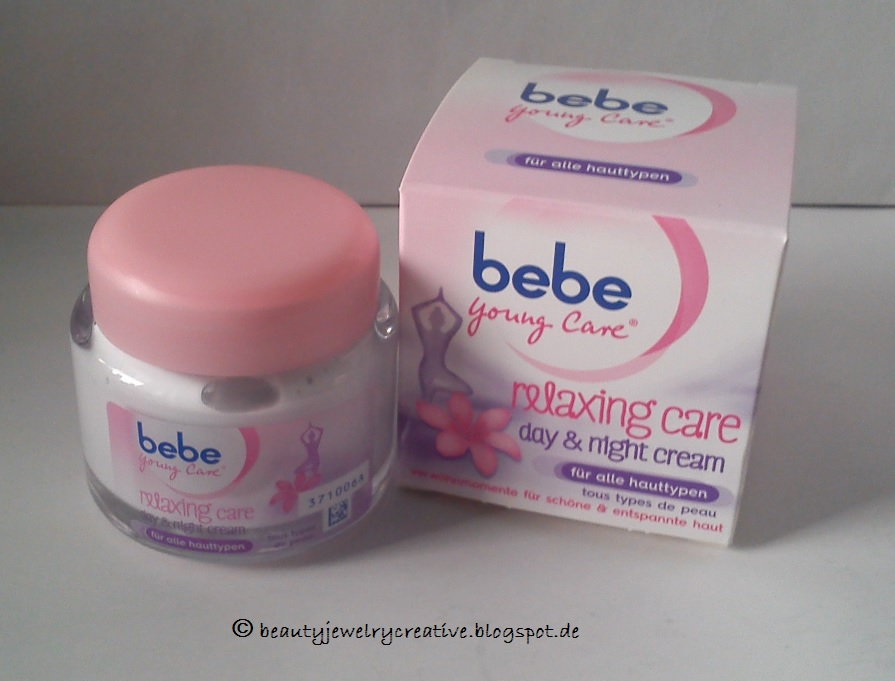 kem dưỡng BEBE YOUNG CARE RELAXING CARE