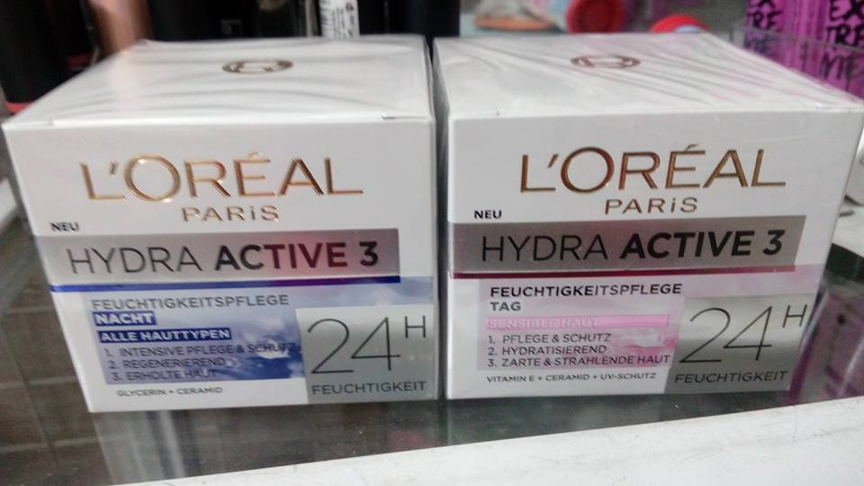 Kem dưỡng LOREAL HYDRA ACTIVE 3