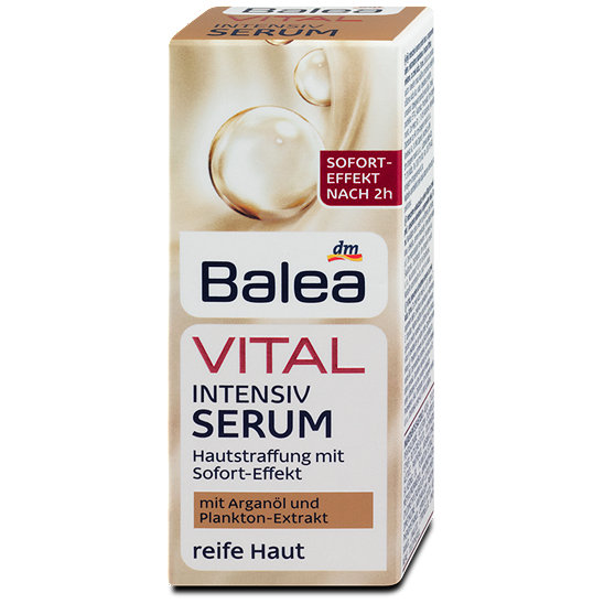 serum BALEA VITAL giảm nêp nhăn cho tuổi trên 40