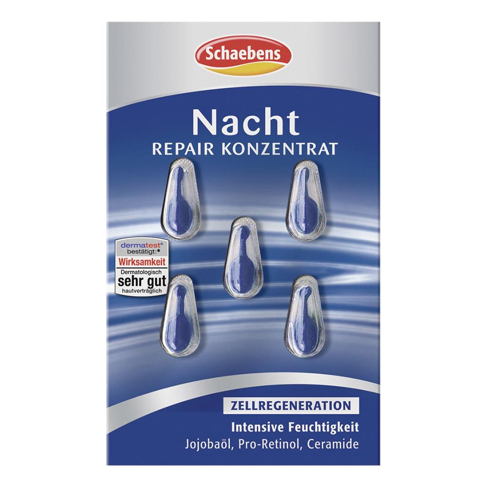 Viên nang dưỡng da ban đêm Schaeben