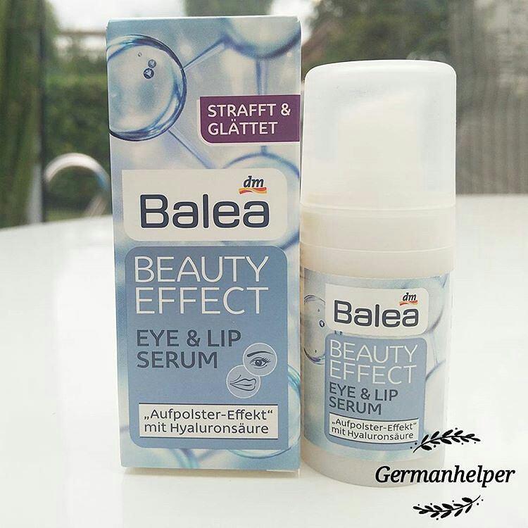 Serum dưỡng giảm nếp nhăn quanh vùng mắt và môi