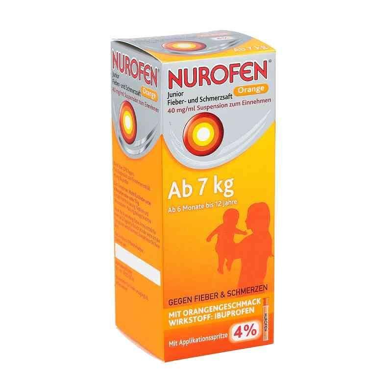 Thuốc hạ sốt Nurofen cho bé trên 7kg