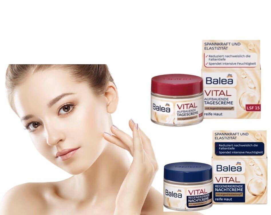 kem dưỡng balea vital  dành cho nữ 40+