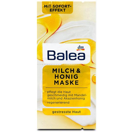 Mặt nạ Balea mật ong sữa