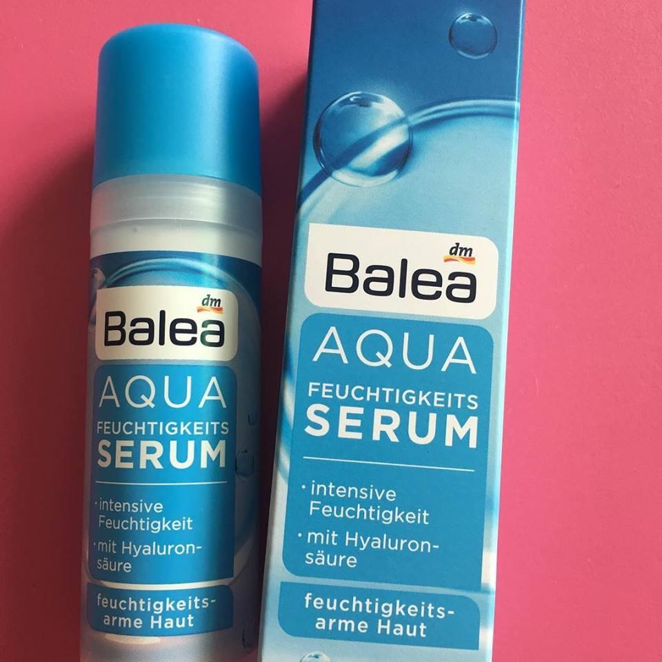 Serum cấp nước Balea Aqua