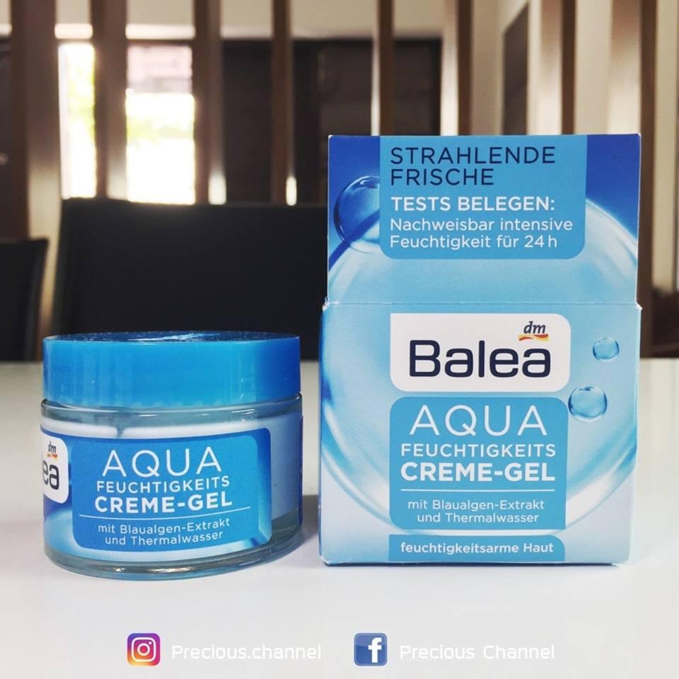 Kem dưỡng da cấp nước Balea aqua