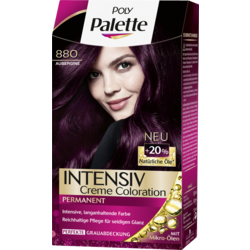 Thuốc nhuộm tóc Poly Palette mã 880 màu tím