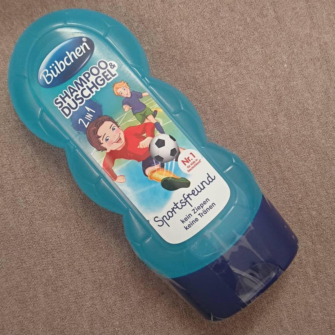 Sữa tắm gội dành cho các bé chơi thể thao