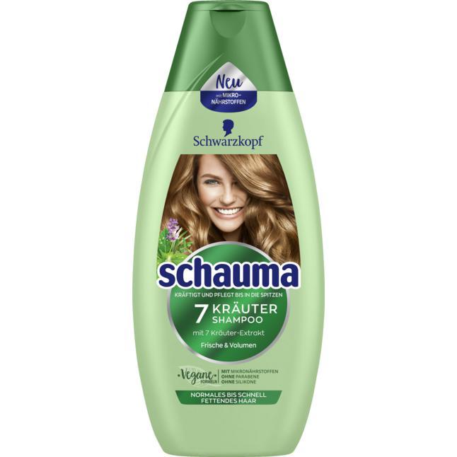 Dầu gội thảo dược Schauma dành cho tóc nhờn