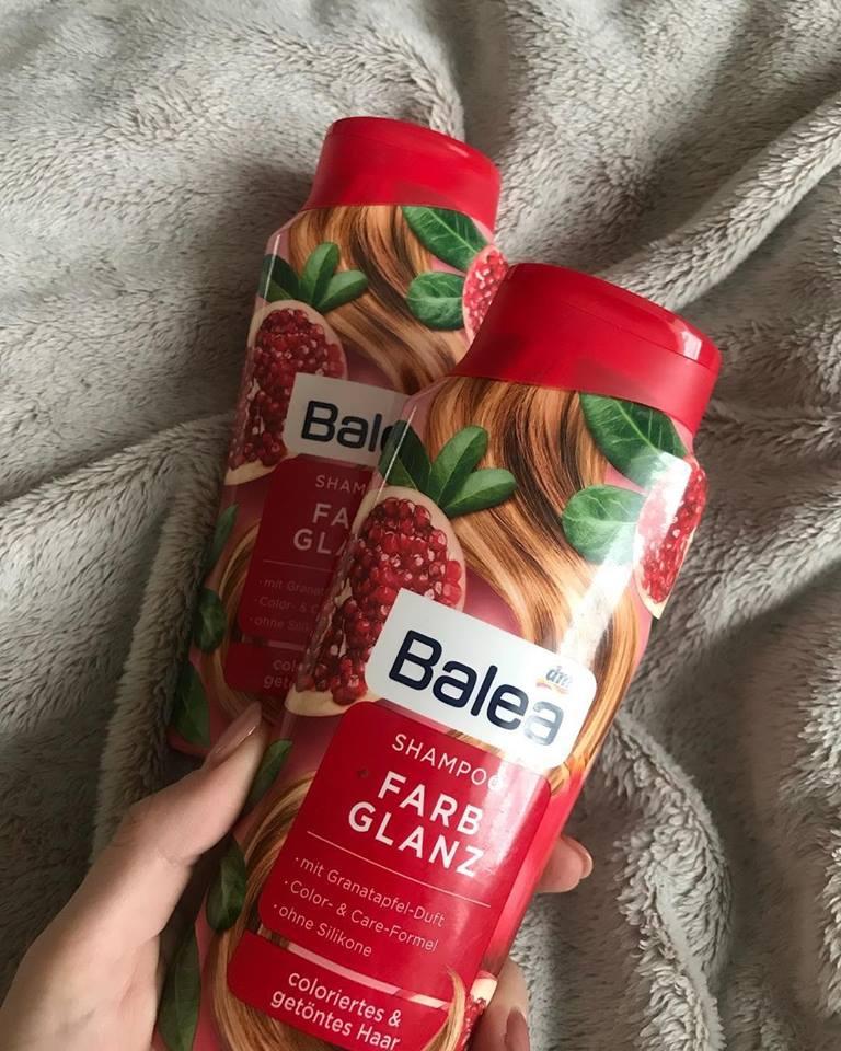 Dầu gội Balea dành cho tóc nhuộm hương quả lựu