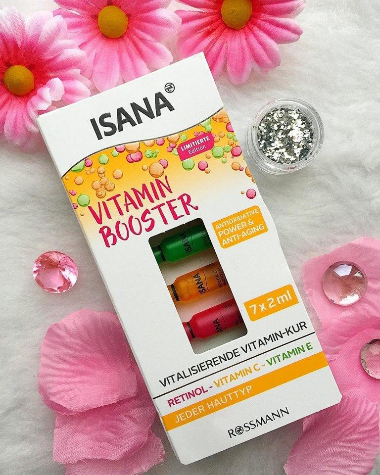 Huyết thanh Isana Vitamin