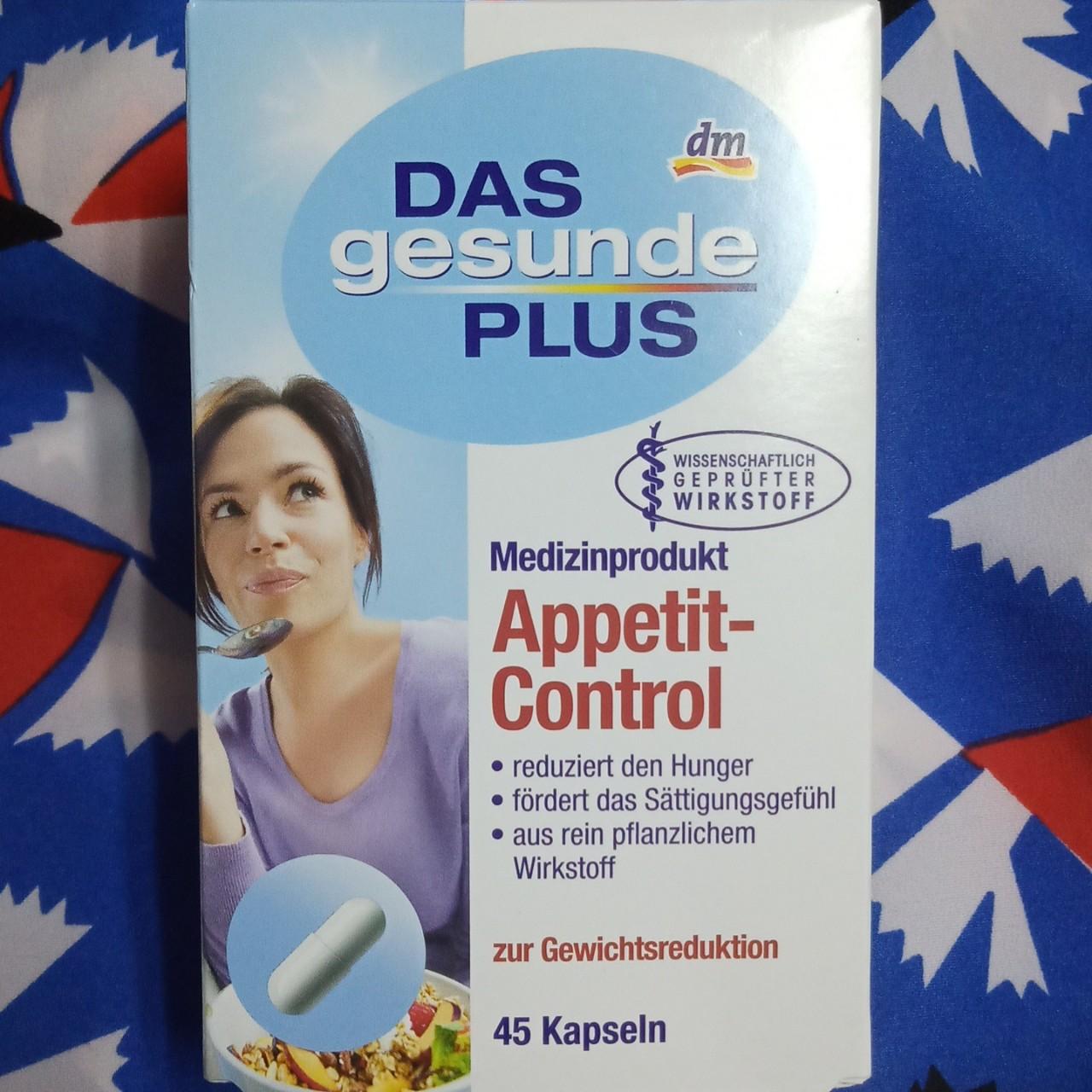 Viên nang kiểm soát sự thèm ăn Dasgesunde Plus-sale