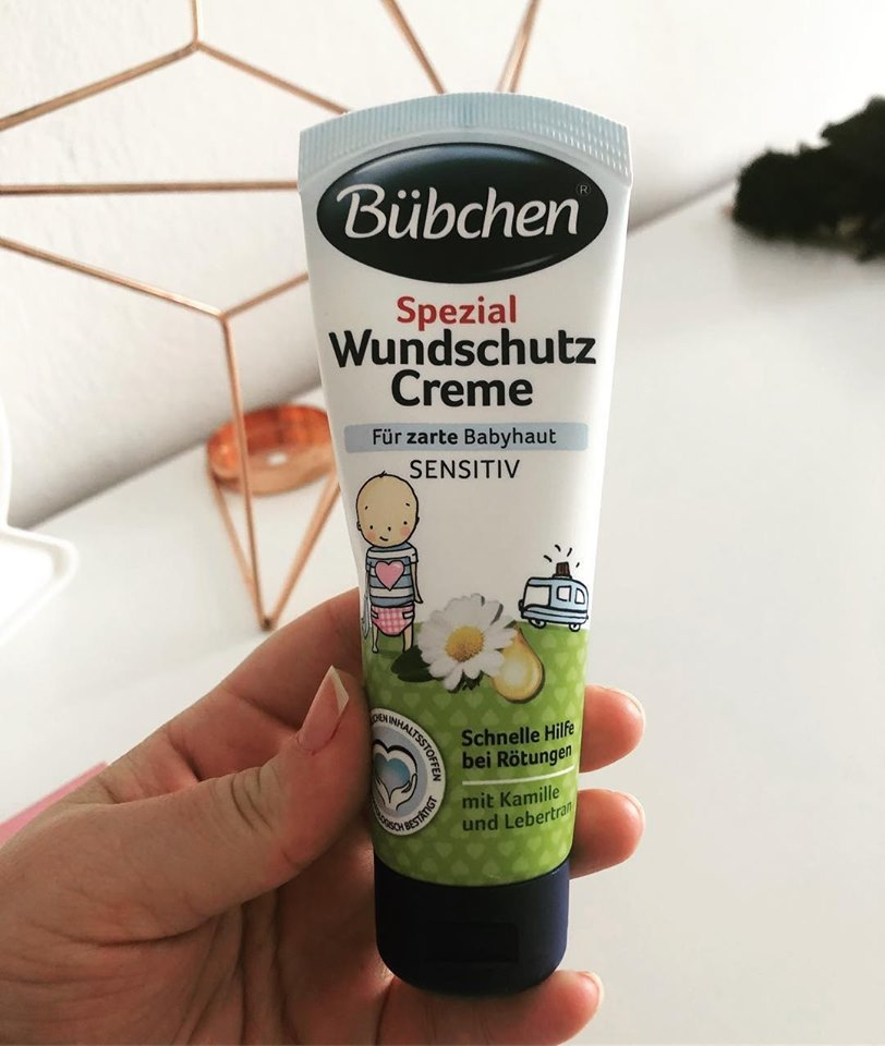 Kem chống và trị hăm Bubchen