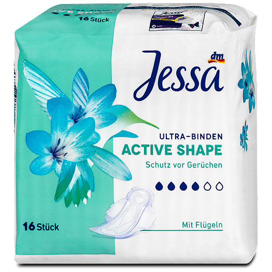 Băng vệ sinh có cánh Jessa - Hàng Đức