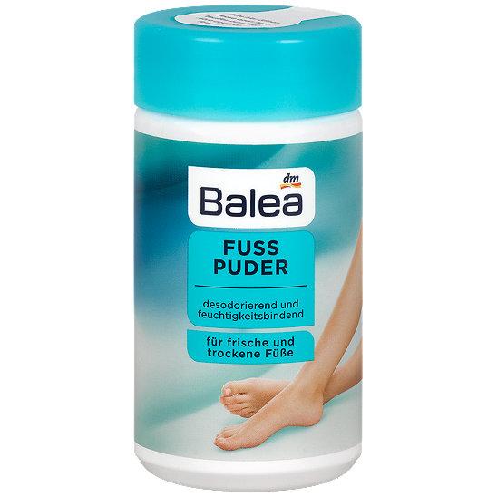 Bột khử mùi và ngăn tiết mồ hôi chân Balea