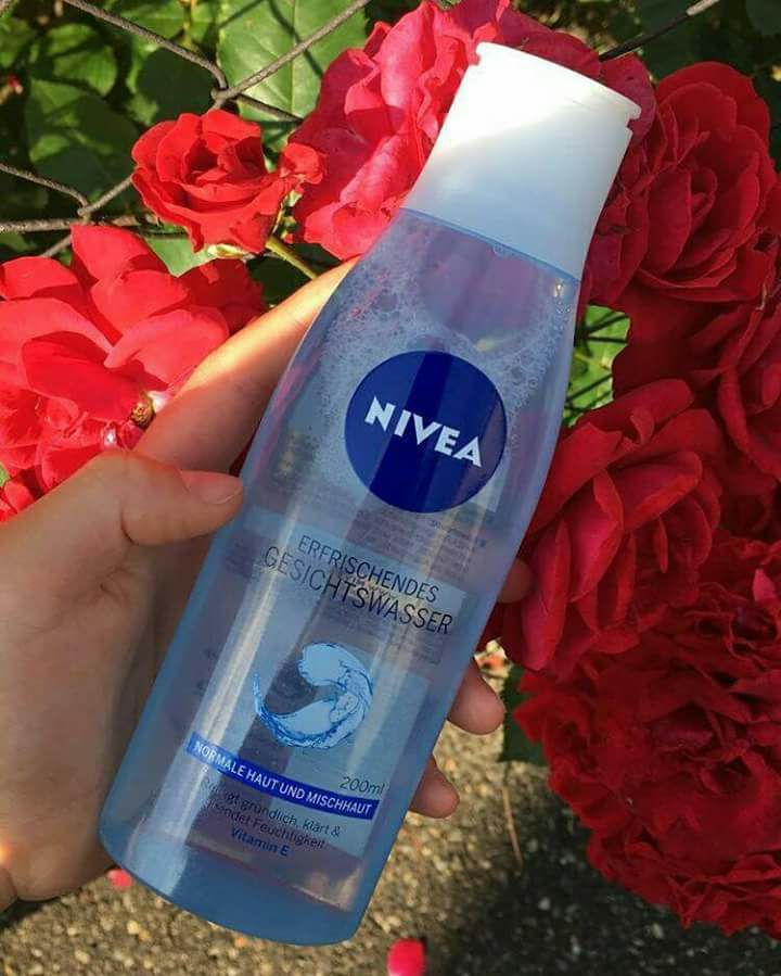 Nước hoa hồng Nivea cho da thường + da hỗn hợp