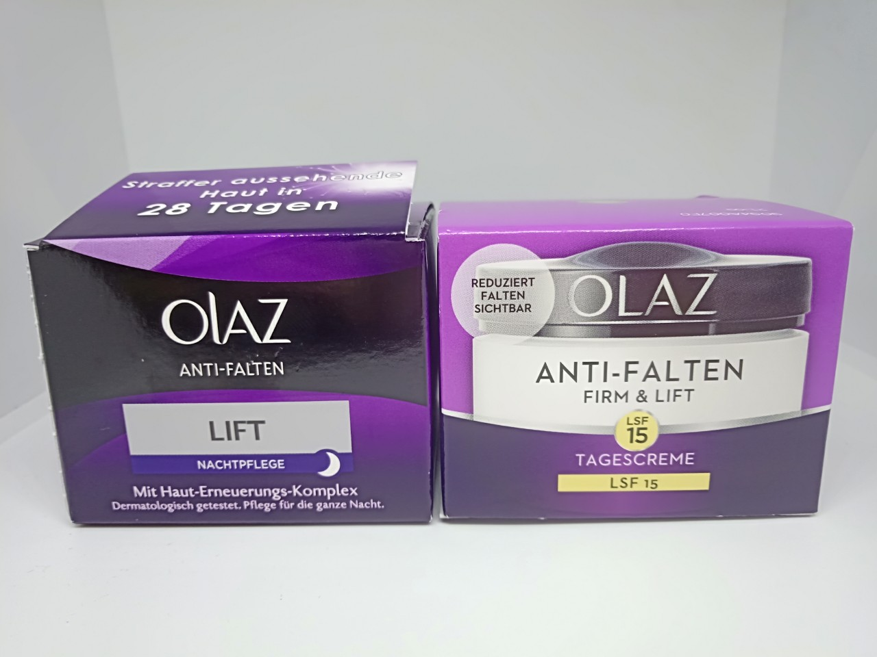 Kem dưỡng giảm nếp nhăn và nâng cơ Olaz lift