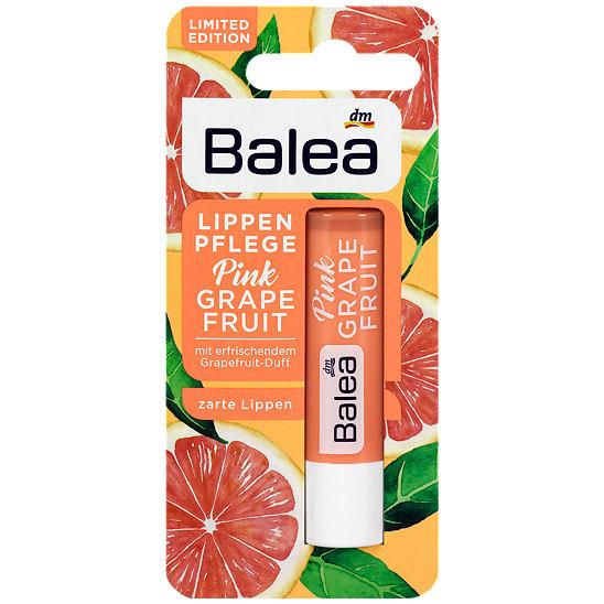 Son dưỡng môi Balea hương bưởi hồng