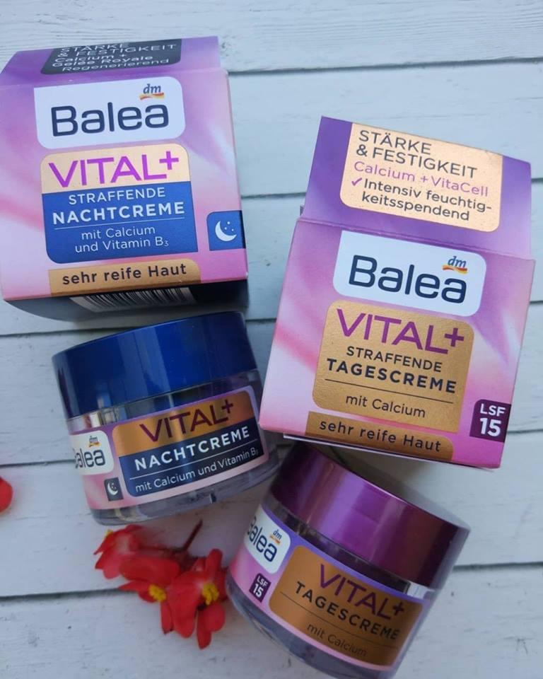Kem dưỡng Balea Vital + cho tuổi từ 55-70