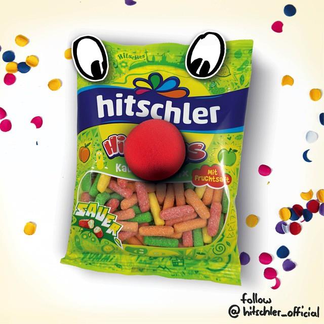 Kẹo dẻo chua HITSCHIES