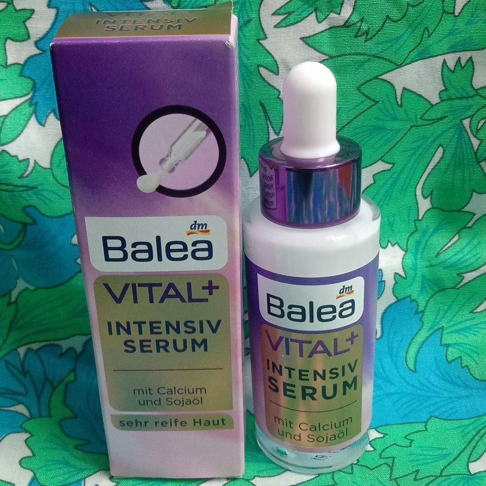 Serum Balea Vital + cho tuổi từ 55-70t