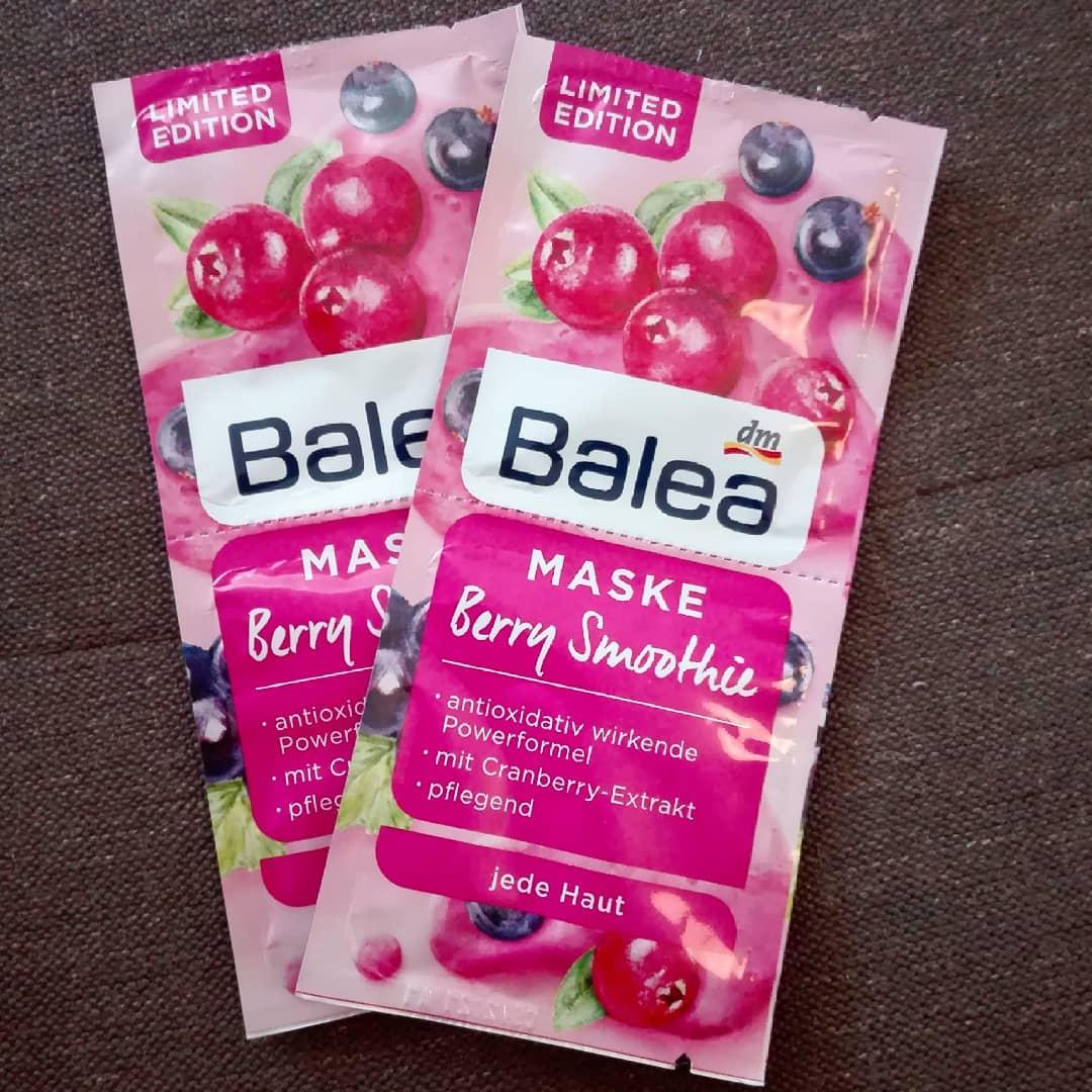 Mặt nạ Balea hương quả việt quất