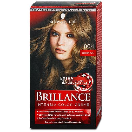 Thuốc nhuộm tóc Brillance Số 864- nâu sáng
