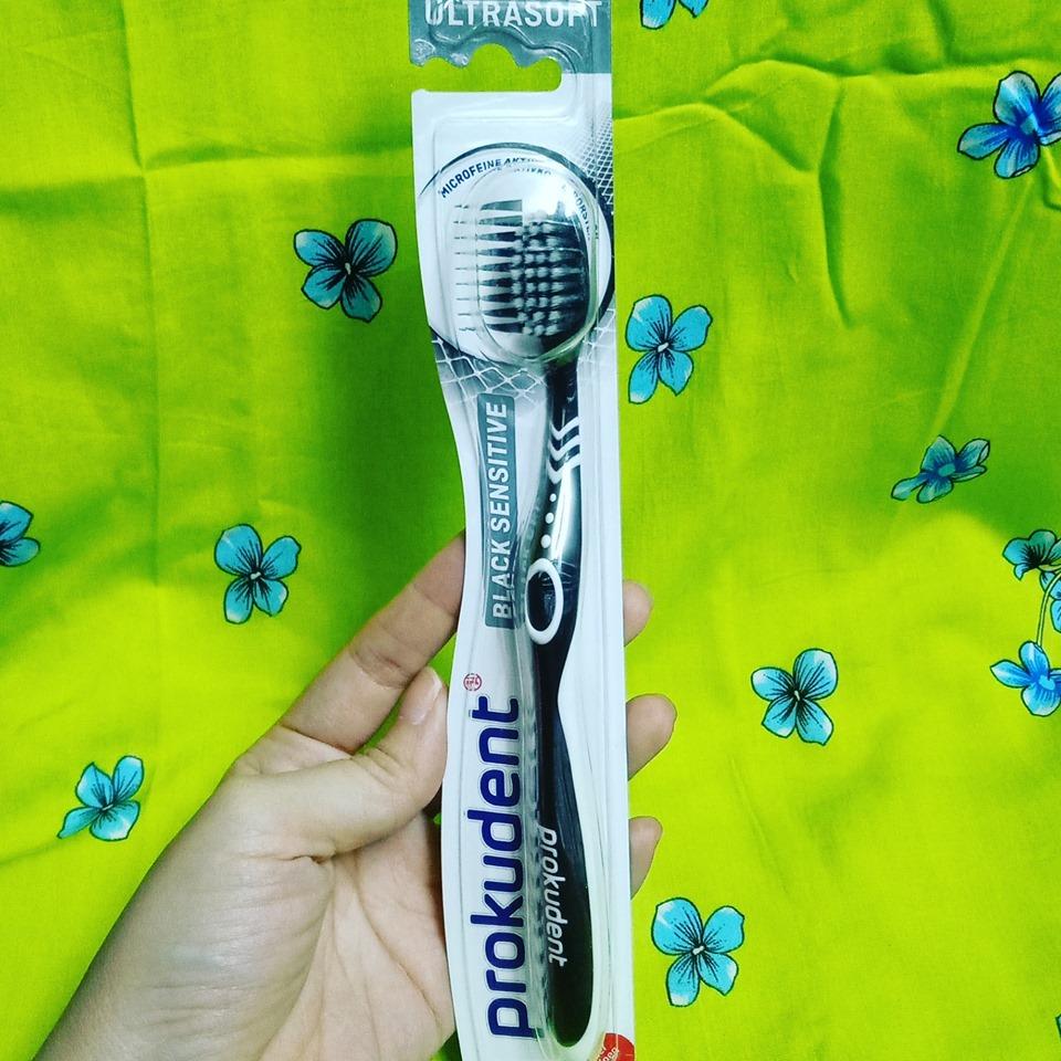 Bàn chải siêu mềm cho răng nhạy cảm Prokudent