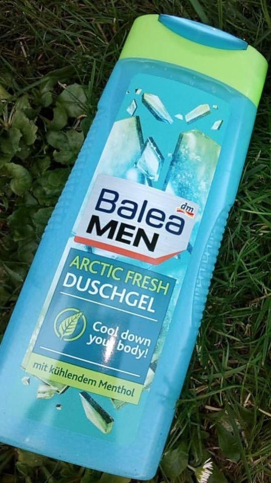 Sữa tắm Balea Men cho nam hương bạc hà thơm mát