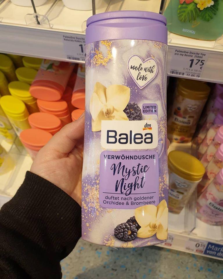 Sữa tắm Balea hương hoa lan