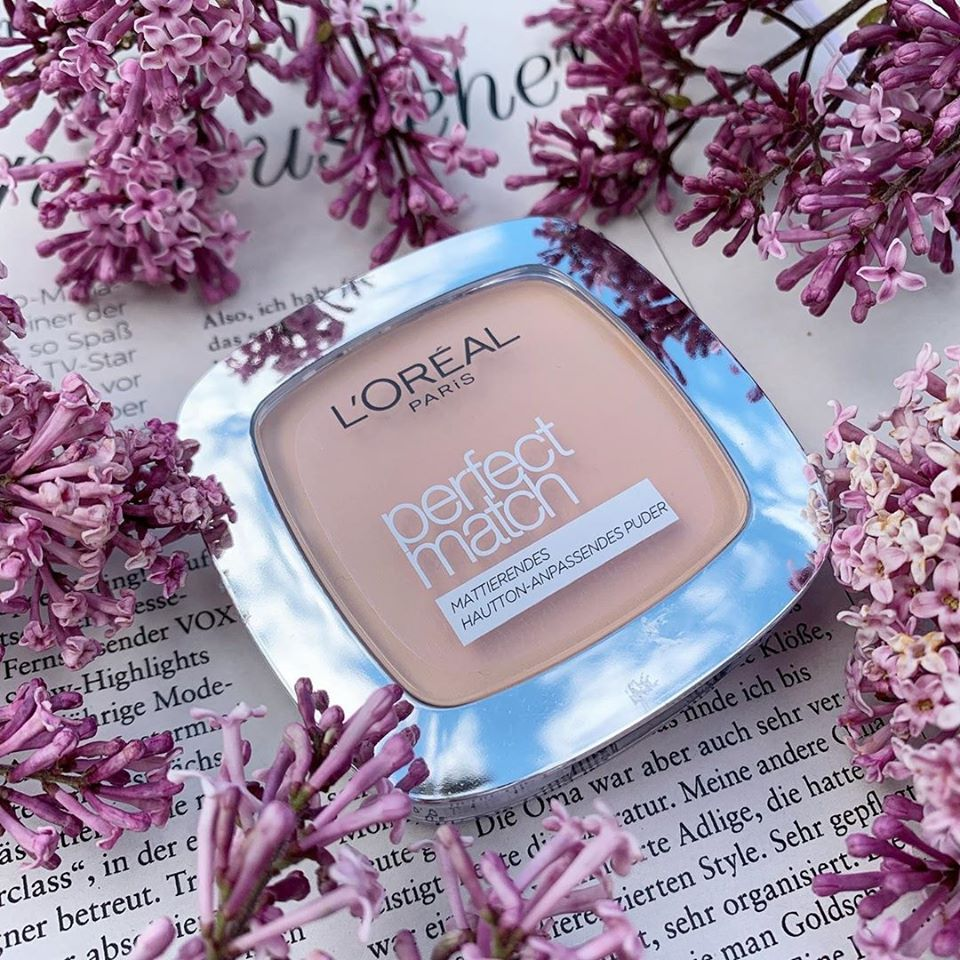 Phấn phủ Loreal Perfect Match