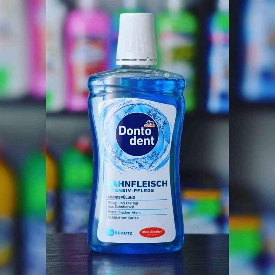 Nước xúc miệng Dontodent