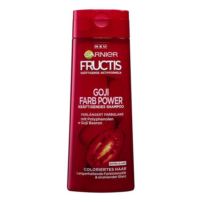 Dầu gội Garnier Fructis giữ màu tóc nhuộm