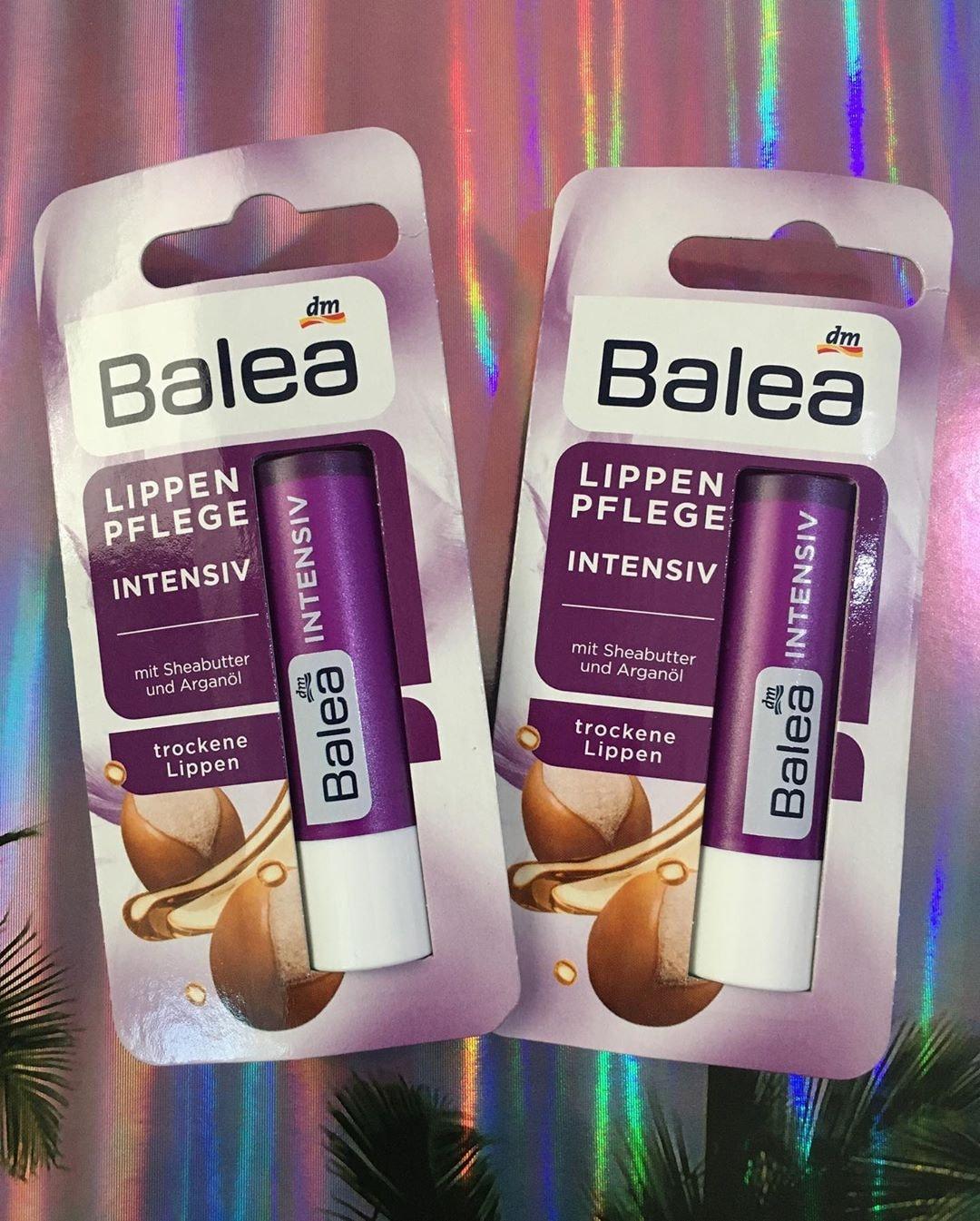 Son dưỡng môi Balea hương bơ
