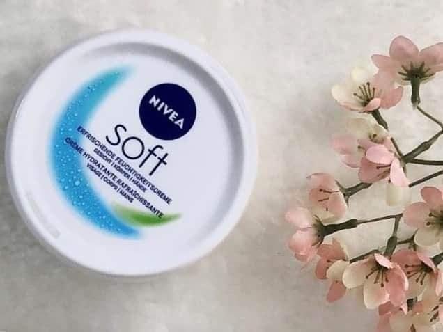 Kem dưỡng ẩm Nivea Soft 200ml