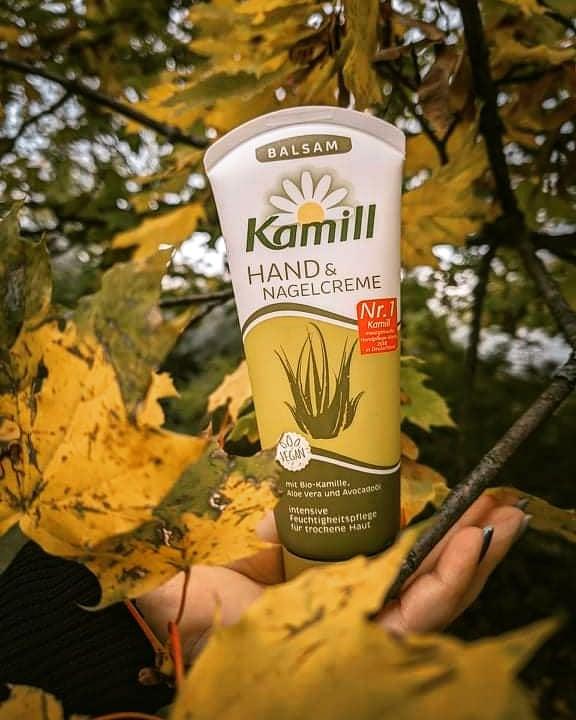 Kem dưỡng da tay & móng tay Kamill