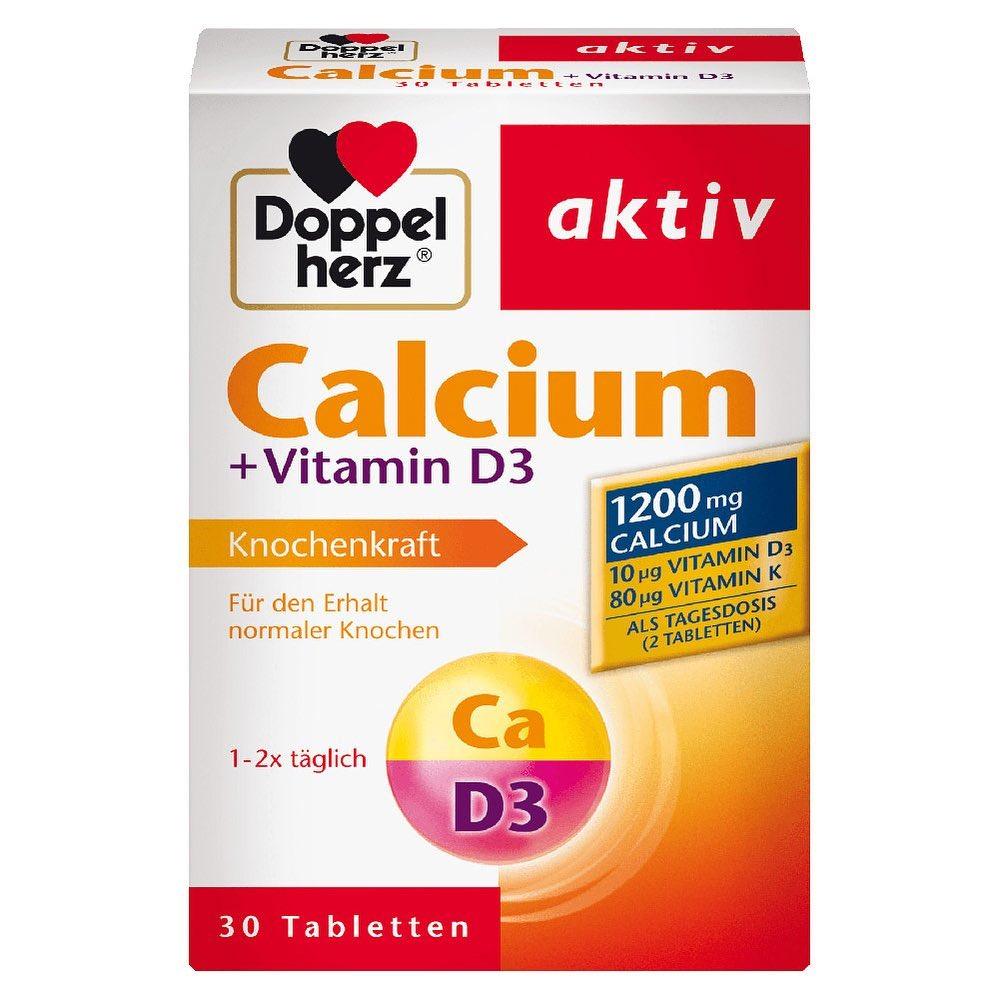 TPCN bổ sung Canxi + Vitamin D3