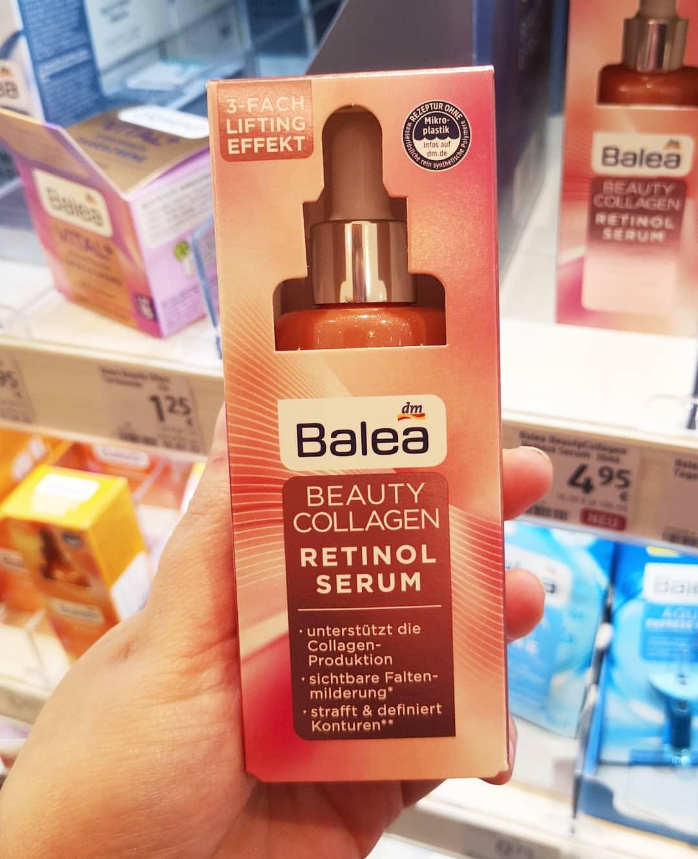 Serum Balea Beauty Collagen