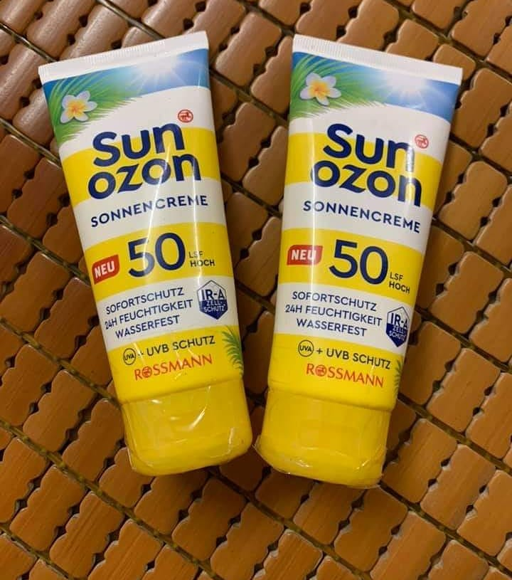 Kem chống nắng SUNOZON